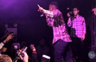 "Kendrick Lamar Feat. ASAP Rocky """"ADHD"" Live Performance"""