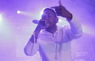 "Kendrick Lamar Feat. Jay Rock  ""Money Trees (Live)"""