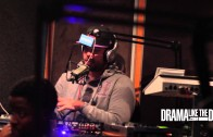 "Kendrick Lamar Feat. ScHoolboy Q ""Interview With DJ Drama Pt. 3"""