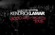 "Kendrick Lamar Feat. Schoolboy Q, Ab-Soul & Jay Rock "" ""U.O.E.N.O. (Remix)"" & ""good kid, m.A.A.d city"" Tour Promo"""