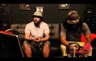 "Kendrick Lamar Feat. SchoolBoy Q, Ab-Soul & Jay-Rock ""Black Hippy Interview"""