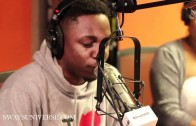 """Kendrick Lamar """"Freestyle on Sway in the Morning"""""""