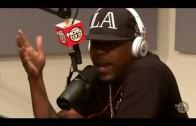 "Kendrick Lamar ""Funkmaster Flex Freestyle"""