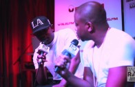 "Kendrick Lamar ""Interview And Freestyle With RaHeem DeVaughn"""