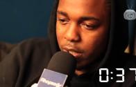 """Kendrick Lamar """"Kendrick Lamar Talks 2Pac"""""""