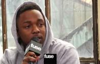 """Kendrick Lamar """"Reacts To Nas' Praise"""""""