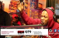 "Kendrick Lamar ""Rickey Smiley Morning Show Freestyle"""