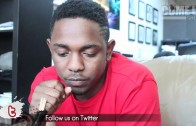 "Kendrick Lamar ""Talks J.Cole Production, his father, Hiiipower"""