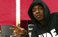 "Kendrick Lamar ""Talks On Growing Up In Compton"""