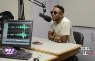 "Kendrick Lamar ""Talks On Working With Dr. Dre, Early Rap Career, Kim K"""