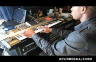 """Kevin McCall """"In The Studio (Explains How To Write A Song From a Woman's Point Of View)"""""""