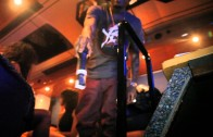 "Kid Ink ""All Access ""Up & Away"" European Tour (Part 1) """