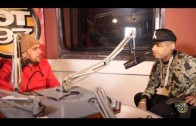 """Kid Ink """"Discusses Smoking and Driving & Early Commercial Success w/ Peter Rosenberg on Hot 97"""""""
