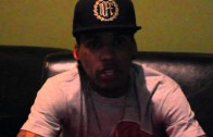 """Kid Ink """"Discusses the Making of """"Up & Away,"""" Memorable Tour Moments & Possibly Signing to Major Label"""""""