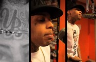 "Kid Ink ""Performs ""Lost In The Sauce"" Live on Shade 45 w/ DJ Whoo Kid"""
