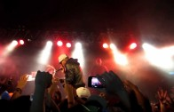 "Kid Ink ""Performs ""Walk in The Club"" in Munich, Germany"""