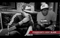 """Kid Ink """"Power109 Interview in Denver"""""""