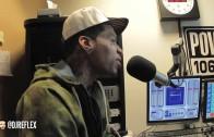 "Kid Ink ""Premieres New Single Plus On Air Interview w/ DJ Reflex On Power 106"""