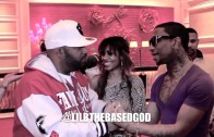 """Lil B """"Walking and Meets Bun B For First Time"""""""