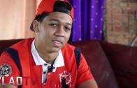 "Lil Bibby ""Talks Drake ""My Hood"" Remix Rumors"""