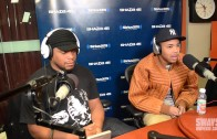 "Lil Herb Freestyles On ""Sway In The Morning"""