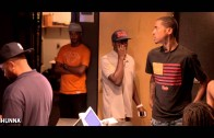 """Lil Reese """"In the Studio w/ Waka Flocka & Young Chop"""""""