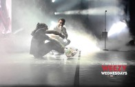 Lil Wayne & Drake Share A Blunt Onstage On Weezy Wednesdays