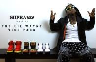 "Lil Wayne ""Talks Vice Supra Pack"""