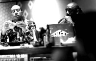 "Ludacris Feat. Usher & David Guetta ""Recording ""Rest Of My Life"""""