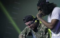 "Mac Miller Feat. Ab-Soul ""Matches (Live In NYC)"""
