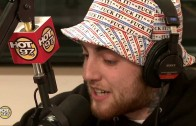 "Mac Miller ""Funkmaster Flex Freestyle"""