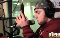 "Mac Miller """"On Da Spot"" Freestyle on Invasion Radio"""
