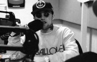 "Mac Miller ""Visits DJ Reflex at Power 106: Discusses Tour, Tattoos, Valentine's & More!"""