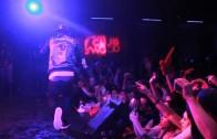 "Machine Gun Kelly Feat. Kid Ink ""Perform ""My City"" Live at the Key Club in LA """
