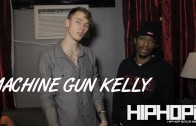 "Machine Gun Kelly ""Talks ""Black Flag"" Mixtape"""