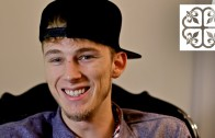 "Machine Gun Kelly ""Talks Upcoming Collabos & Media's Perception Of DMX"""