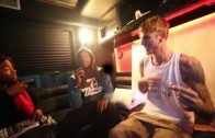 """Machine Gun Kelly's """"KellyVision III: Canadian Trouble"""" Vlog"""