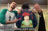 """Macklemore Feat. Ryan Lewis """"Nardwuar Vs. Macklemore & Ryan Lewis"""""""