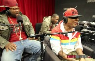 """Maino Feat. Black Flag Mafia """"Perform """"Shine"""" Live On Sway In the Morning"""""""