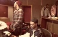 """Mario & Yo Gotti """"In The Studio"""""""