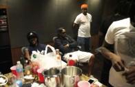 """Master P Feat. Fat Trel & Alley Boy  """"The Making of """"Bang Bang"""""""""""