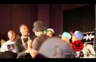 """Meek Mill """"Breaks Up Beef Between 50 Cent & Trav"""""""