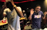 "Meek Mill Feat. Kendrick Lamar ""Studio Session For ""A1 Everything"" """