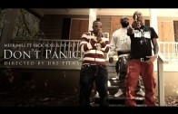 "Meek Mill Feat. Rick Ross & Yo Gotti ""Don't Panic"""