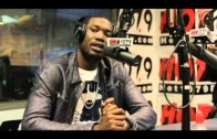 "Meek Mill ""The Q Deezy Show Freestyle & Interview"""