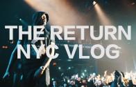 "Meek Mill's ""NYC 2015 (The Return)"" Vlog"