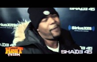 "Memphis Bleek ""Sh!t (Remix)"" In-Studio Performance"