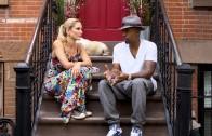 """Nas Appears On NBC's """"Stoop Talk"""""""