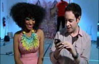 "Nicki Minaj & Andrew Freund ""Break It Down On SNL"""