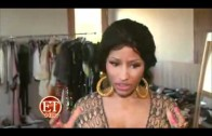 "Nicki Minaj ""Behind The Scenes of ""Right Through Me"" Shoot"""
